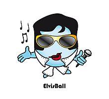 Elvis Ball Photographic Print
