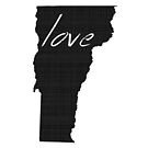 Love Vermont by surgedesigns