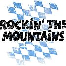 Rockin' the Mountains Vintage Bavaria by theshirtshops
