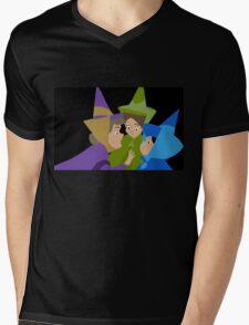 Fairy Godmothers Mens V-Neck T-Shirt