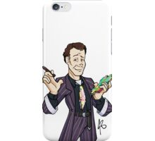 Ziggy says iPhone Case/Skin