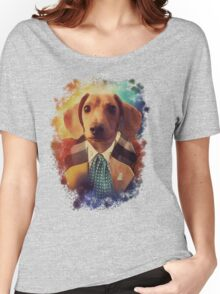 THE 6TH DOGTOR Women's Relaxed Fit T-Shirt