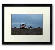 Cley-Next-The-Sea Sunset Framed Print