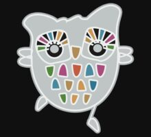 Little Owl - I think i can fly! Kids Clothes