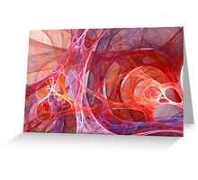 Fantastic Voyage Greeting Card