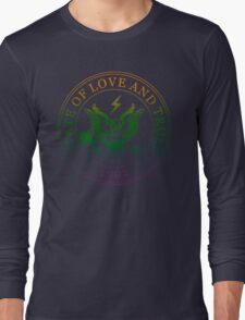 State of Love and Trust Long Sleeve T-Shirt
