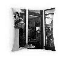 Shopfront - Olinda Throw Pillow