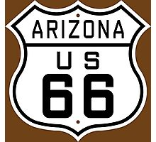 Arizona Route 66 Photographic Print