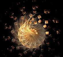 'Shedding Past Illusions' by Scott Bricker