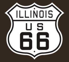 Illinois Route 66 by ianscott76
