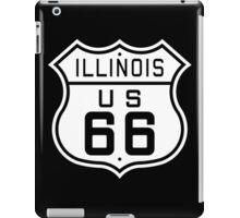 Illinois Route 66 iPad Case/Skin