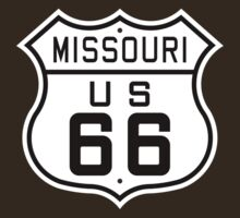 Missouri Route 66 by ianscott76