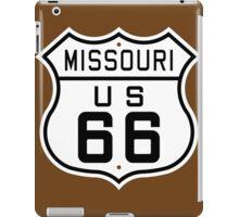 Missouri Route 66 iPad Case/Skin