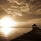 Caribbean Sunrise by Nickolay Stanev