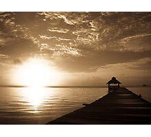 Caribbean Sunrise Photographic Print