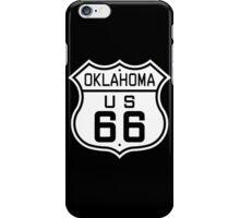 Oklahoma Route 66 iPhone Case/Skin