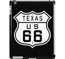 Texas Route 66 iPad Case/Skin