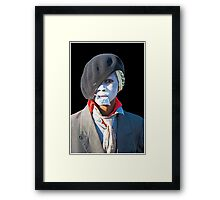 Albert Framed Print