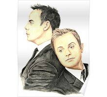 Ant and Dec Poster