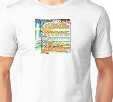 PSALM 2 - THOU ART MY SON Unisex T-Shirt