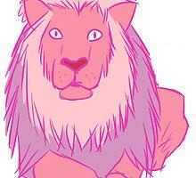 Steven's Lion by c-p-z