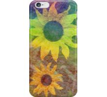 Stretching To The Sun iPhone Case/Skin