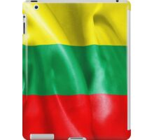 Lithuania Flag iPad Case/Skin