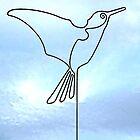 Humming Bird by Philip Mitchell Graham