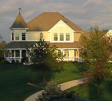 Home Sweet Home by Linda Miller Gesualdo