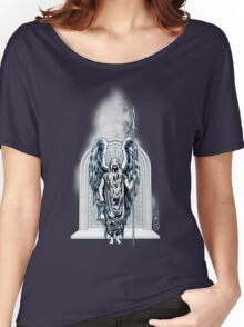The Game of Kings, Wave One: The White King Women's Relaxed Fit T-Shirt