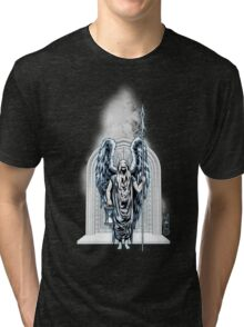 The Game of Kings, Wave One: The White King Tri-blend T-Shirt