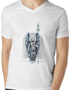 The Game of Kings, Wave One: The White King Mens V-Neck T-Shirt