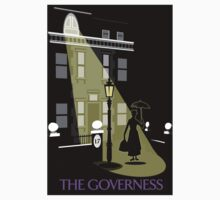 The Governess at No. 17  Kids Tee