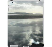 Silver Gower iPad Case/Skin