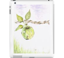 Golden Delishous Apple iPad Case/Skin