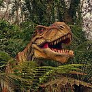 T Rex by shalisa