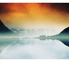 Stillness by Andreas Stridsberg