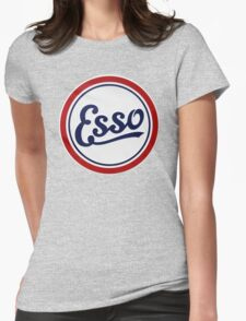 Esso Womens Fitted T-Shirt