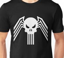 Symbiote Punisher Unisex T-Shirt