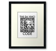 The Da Vinci Code Framed Print