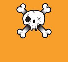 Modern Pirate Skull Unisex T-Shirt