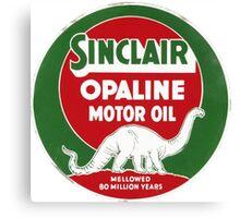 Sinclair Opaline Canvas Print