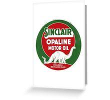 Sinclair Opaline Greeting Card