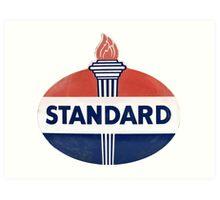 Standard Oil Art Print