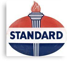Standard Oil Canvas Print