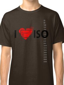 I heart ISO Classic T-Shirt