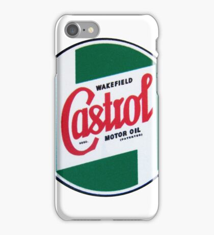 Castrol iPhone Case/Skin