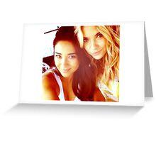 Shay and Ashley Greeting Card
