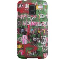 Complicated Samsung Galaxy Case/Skin