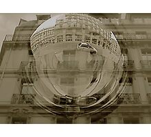 Paris Reflections Photographic Print